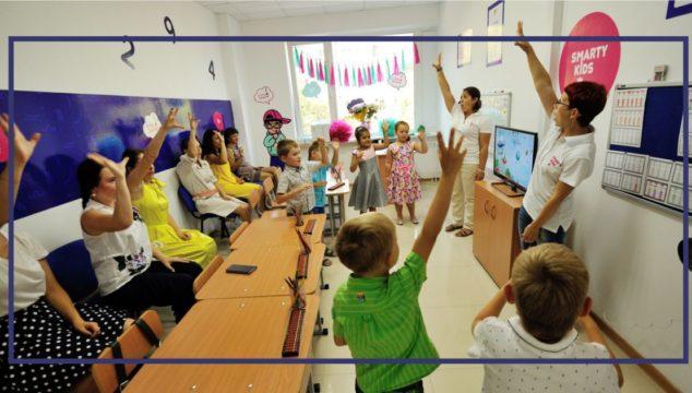 Открыт новый центр SmartyKids в Иркутске