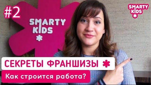 комплект для партнёров SmartyKids