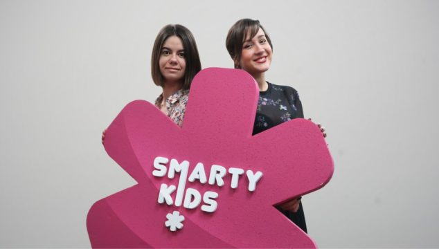 Новые директора в SmartyKids