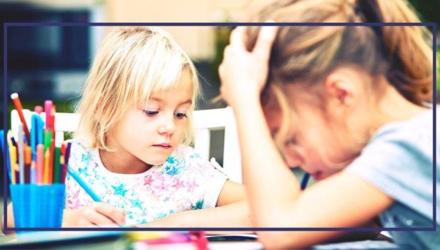 Ребенок не выполняет домашнее задание