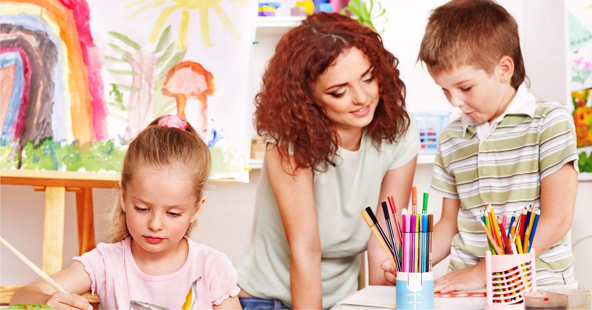 День воспитателя и дошкольного работника