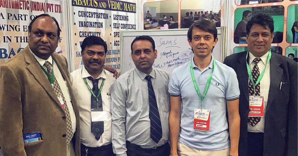 Итоги гигантской выставки франчайзинга в Индии