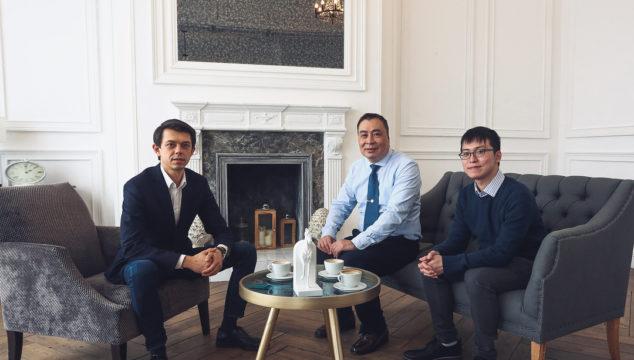 Скоро: интервью с Дэвидом Ляо